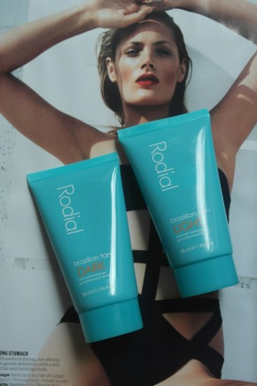 Oh, Rodial Brazilian Tan…