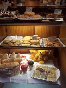 Breakfast in Venice