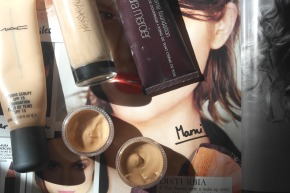 Concocting the 'Perfect Foundation' on a rainy Saturday afternoon…