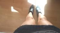 A cosy jumper & boots.