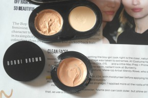 Bobbi Brown – Creamy Concealer Kit (my 5 hours sleep/ pre-coffee saviour)