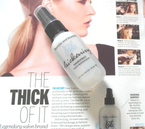 Bumble & Bumble Thickening Hairspray