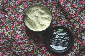 LUSH – FRESH FACE MASK: Brazened Honey